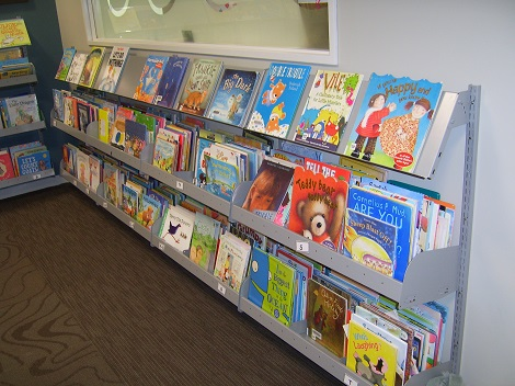 Low Height Childrens Library